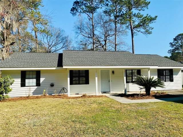 663 Chapel Crossing Road, Brunswick, GA 31525 (MLS #1624482) :: Coastal Georgia Living