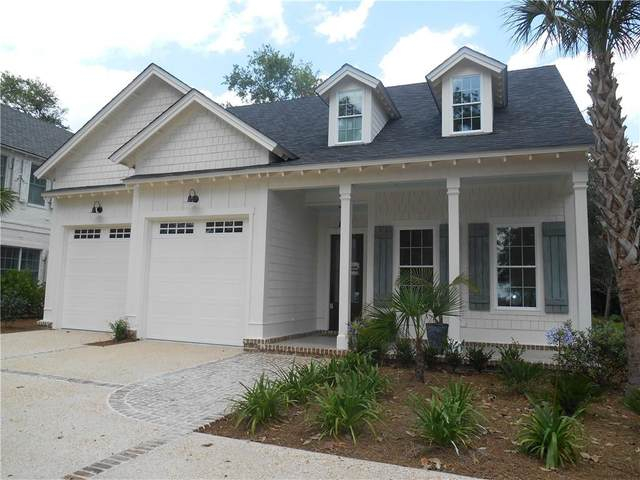 4306 Eighth Street, St. Simons Island, GA 31522 (MLS #1624532) :: Coastal Georgia Living