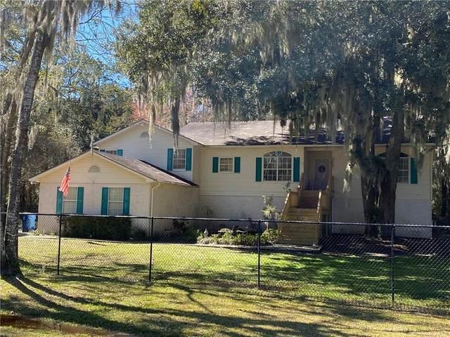 72 Marsh Oak Drive, Brunswick, GA 31525 (MLS #1624580) :: Coastal Georgia Living