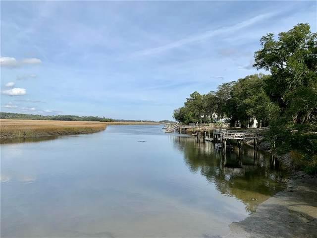 62 St. Josephs Point, Darien, GA 31520 (MLS #1624636) :: Coastal Georgia Living