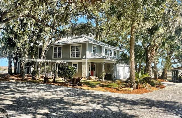 11716 Old Demere Road, St. Simons Island, GA 31522 (MLS #1624752) :: Coastal Georgia Living