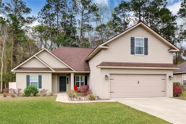 558 Freedom Trail, Brunswick, GA 31525 (MLS #1624880) :: Coastal Georgia Living