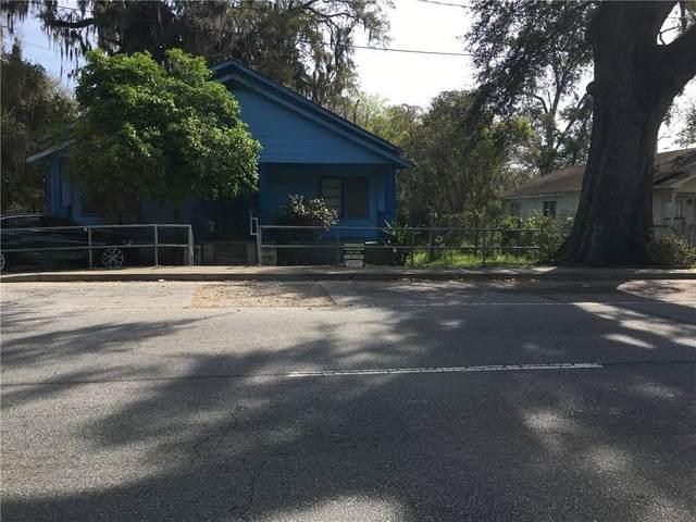 1712 Martin Luther King Jr Boulevard, Brunswick, GA 31520 (MLS #1624946) :: Coastal Georgia Living