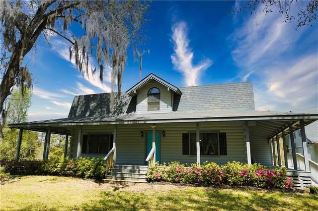 70 Jenkins Lane, Woodbine, GA 31569 (MLS #1625013) :: Coastal Georgia Living