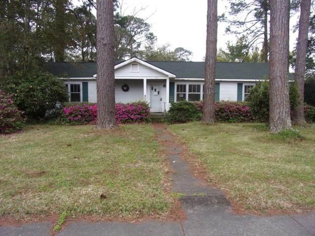 3100 Parkwood Drive, Brunswick, GA 31520 (MLS #1625098) :: Coastal Georgia Living