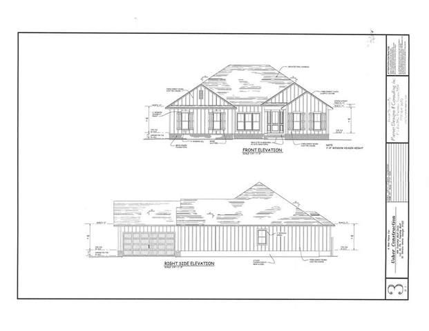 184 Township Bluff Circle, St. Simons Island, GA 31522 (MLS #1625100) :: Coastal Georgia Living