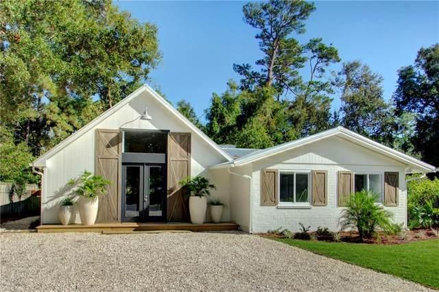640 Oak Street, St. Simons Island, GA 31522 (MLS #1625142) :: Coastal Georgia Living
