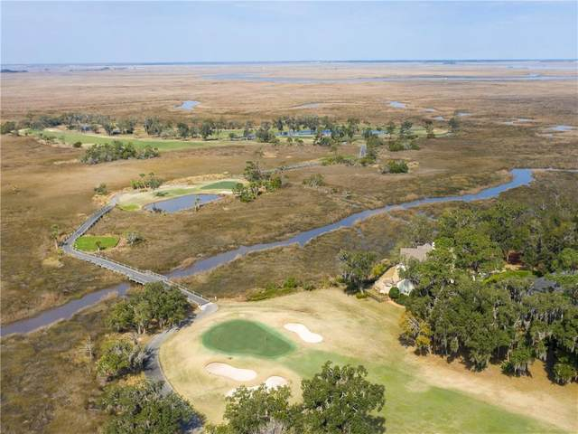 137 Rice Mill, St. Simons Island, GA 31522 (MLS #1625162) :: Coastal Georgia Living