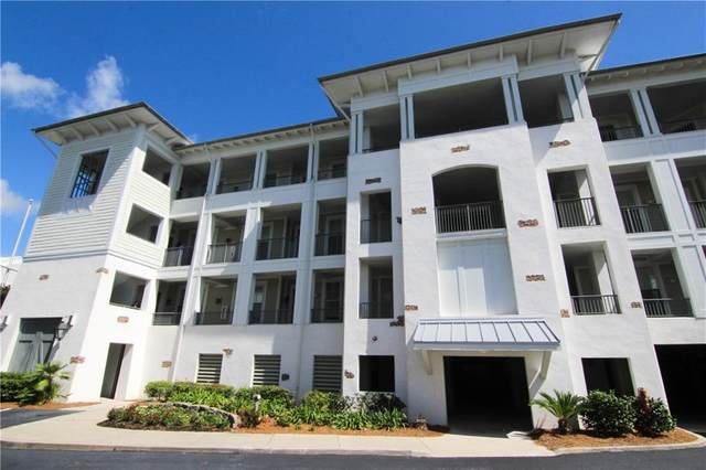 20 Waterfront Drive #121, St. Simons Island, GA 31522 (MLS #1625171) :: Coastal Georgia Living
