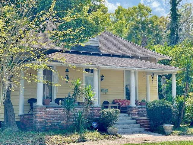 710 George Street, Brunswick, GA 31520 (MLS #1625173) :: Coastal Georgia Living