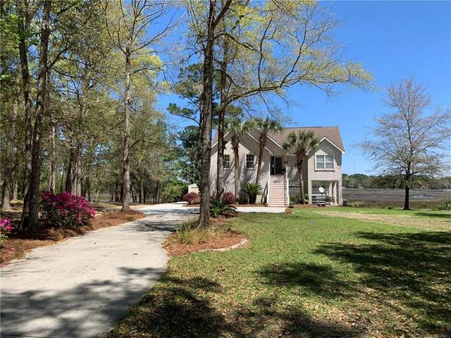 1026 Fiddler Crab Road NE, Townsend, GA 31331 (MLS #1625179) :: Coastal Georgia Living