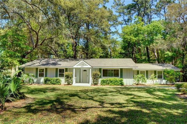 208 Hampton Avenue, St. Simons Island, GA 31522 (MLS #1625210) :: Coastal Georgia Living