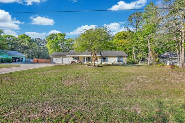 107 Brandenberry Road, Brunswick, GA 31523 (MLS #1625221) :: Coastal Georgia Living