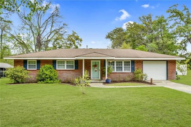 210 Evelyn Drive, Brunswick, GA 31523 (MLS #1625234) :: Coastal Georgia Living