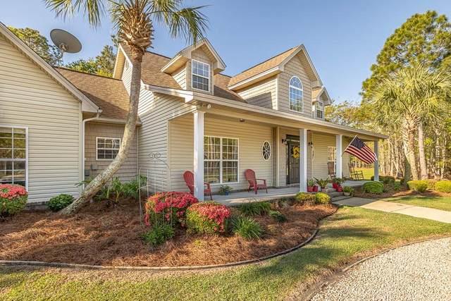 120 Terranova Lane, Brunswick, GA 31523 (MLS #1625249) :: Coastal Georgia Living