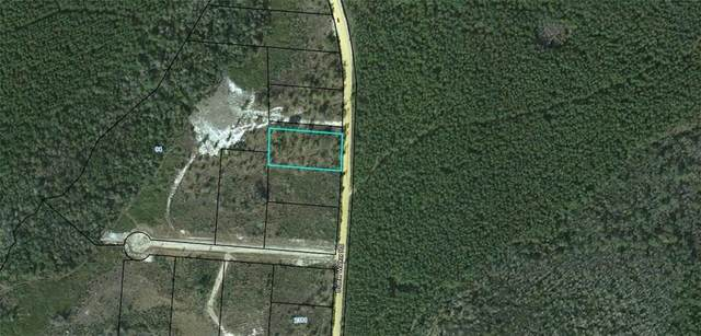 Lot 68 Buster Walker Road, Waynesville, GA 31566 (MLS #1625262) :: Coastal Georgia Living