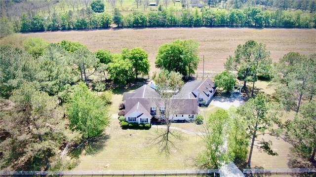2067 Ellis Lane, Blackshear, GA 31516 (MLS #1625264) :: Coastal Georgia Living