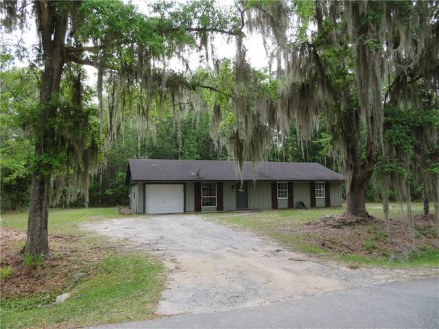 306 Newton Avenue, Woodbine, GA 31569 (MLS #1625267) :: Coastal Georgia Living