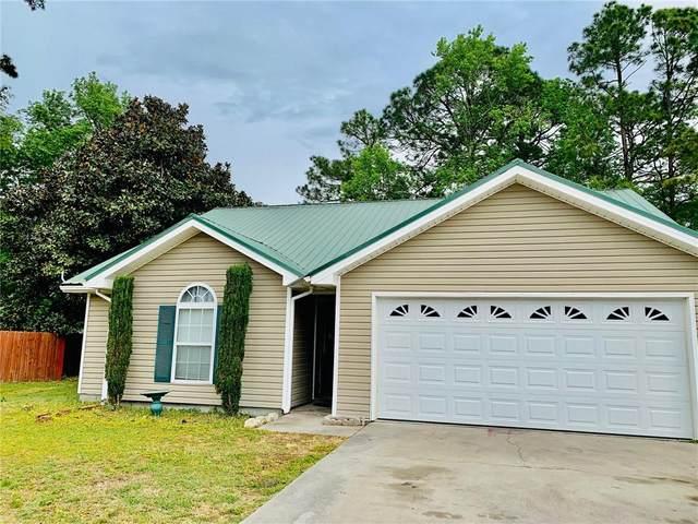 180 Zachary Drive, Brunswick, GA 31525 (MLS #1625279) :: Coastal Georgia Living