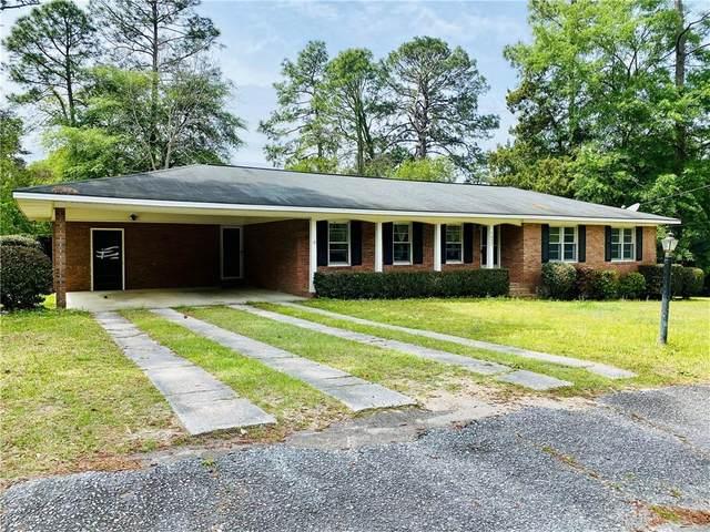 1627 Windsor Drive, Waycross, GA 31501 (MLS #1625280) :: Coastal Georgia Living