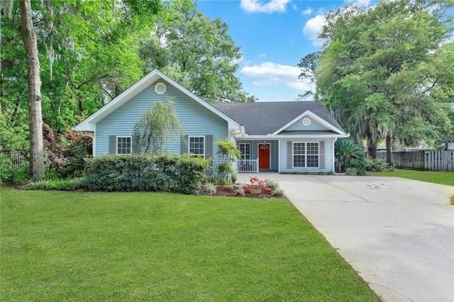 125 Hidden Lakes Drive, Brunswick, GA 31525 (MLS #1625281) :: Coastal Georgia Living