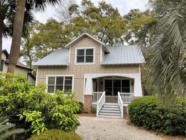 225 Kings Way, St. Simons Island, GA 31522 (MLS #1625283) :: Coastal Georgia Living