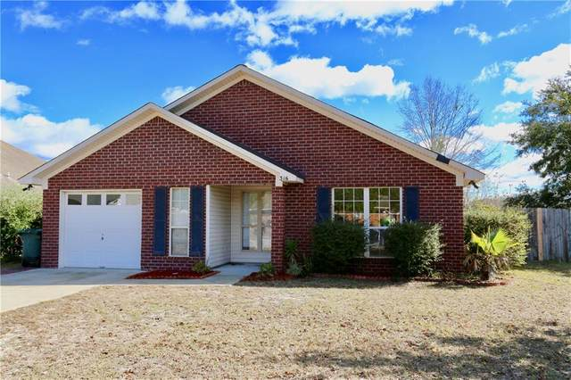 316 Clairemore Circle, Hinesville, GA 31313 (MLS #1625297) :: Coastal Georgia Living
