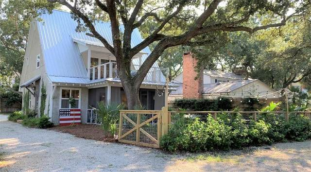 4323 14th Street, St. Simons Island, GA 31522 (MLS #1625305) :: Coastal Georgia Living