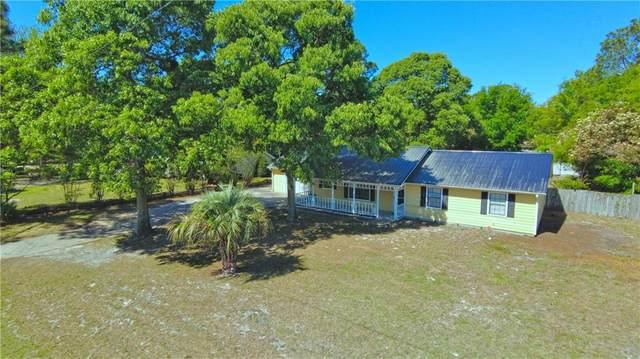 1337 Cate Road, Brunswick, GA 31525 (MLS #1625331) :: Coastal Georgia Living