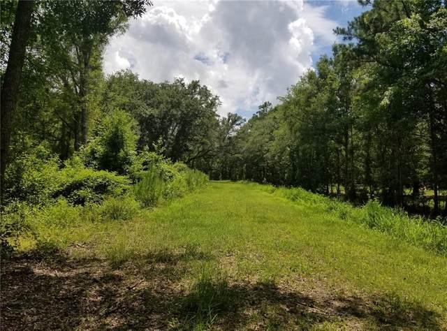 539 Green Swamp Rd Road, Brunswick, GA 31525 (MLS #1625340) :: Coastal Georgia Living