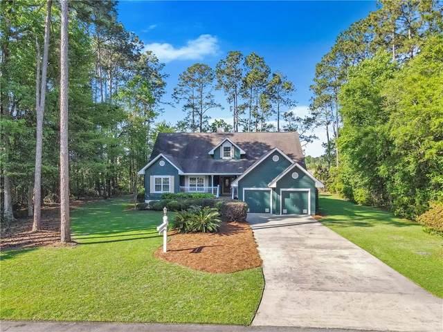 1217 Winterberry Drive NE, Townsend, GA 31331 (MLS #1625528) :: Coastal Georgia Living