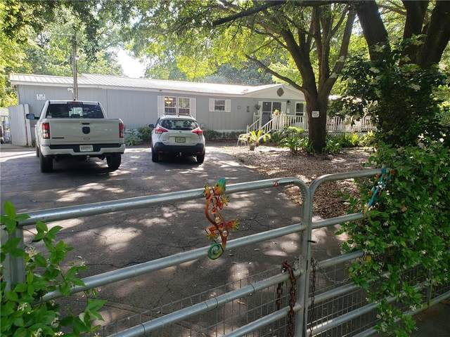 108 Pinewood Road, Brunswick, GA 31525 (MLS #1625619) :: Coastal Georgia Living