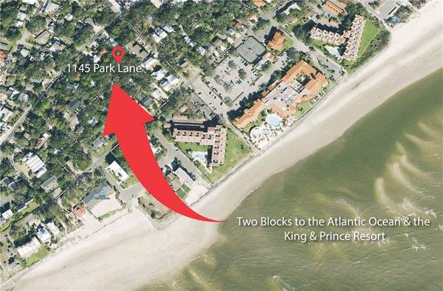 1145 Park Lane, St. Simons Island, GA 31522 (MLS #1625628) :: Coastal Georgia Living