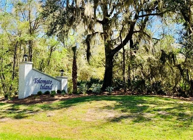 45 Mission Drive, Darien, GA 31305 (MLS #1625680) :: Coastal Georgia Living