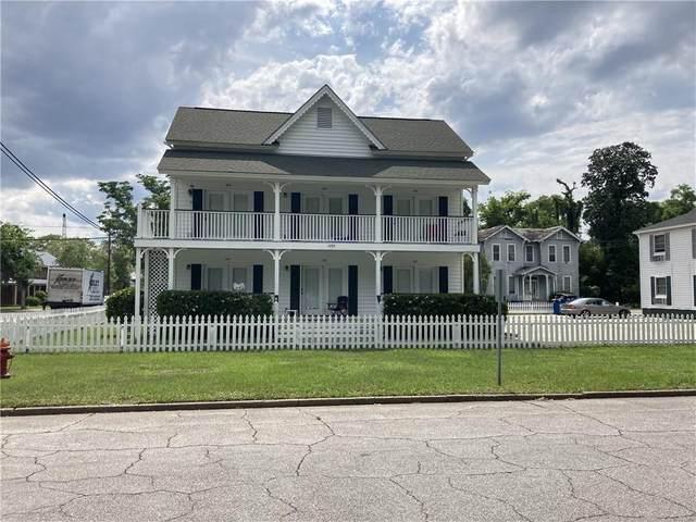 1005 Newcastle Street, Brunswick, GA 31520 (MLS #1625764) :: Coastal Georgia Living
