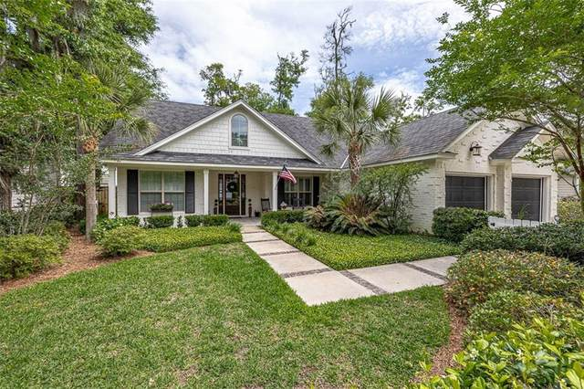 1045 Sinclair Pointe, St. Simons Island, GA 31522 (MLS #1626796) :: Coastal Georgia Living