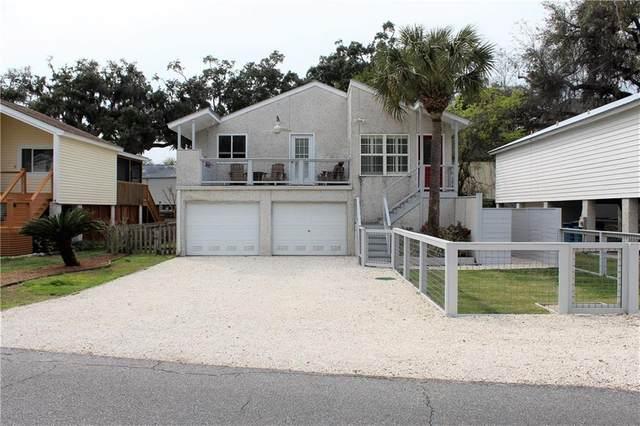 235 Georgia Street, St. Simons Island, GA 31522 (MLS #1626827) :: Coastal Georgia Living