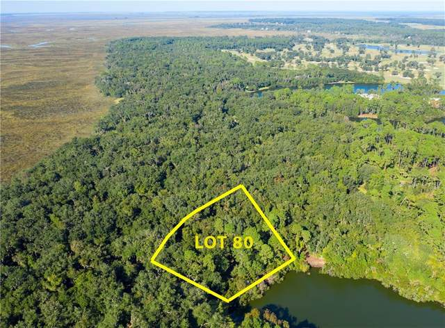 31 Somerset Trace (Lot 80), St. Simons Island, GA 31522 (MLS #1626902) :: Coastal Georgia Living