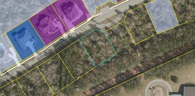 198 Belmont Circle, Brunswick, GA 31525 (MLS #1626910) :: Coastal Georgia Living