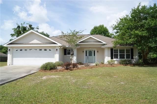 38 Boykin Ridge Lane, Brunswick, GA 31523 (MLS #1626938) :: Coastal Georgia Living