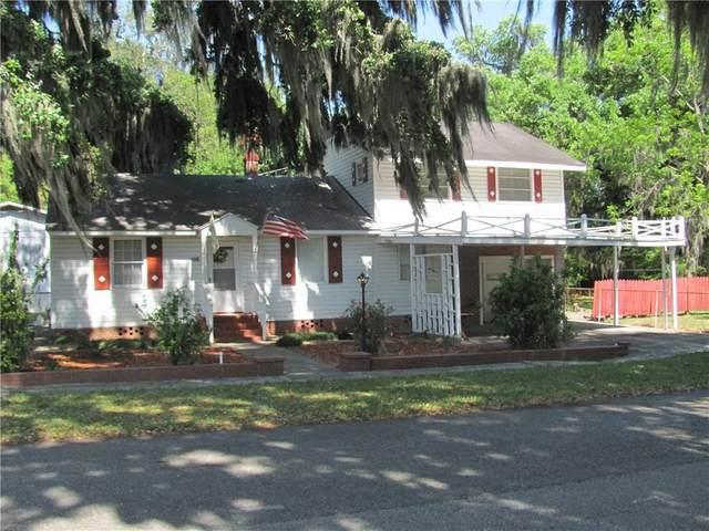 3024 Peninsula Avenue, Brunswick, GA 31520 (MLS #1626959) :: Coastal Georgia Living