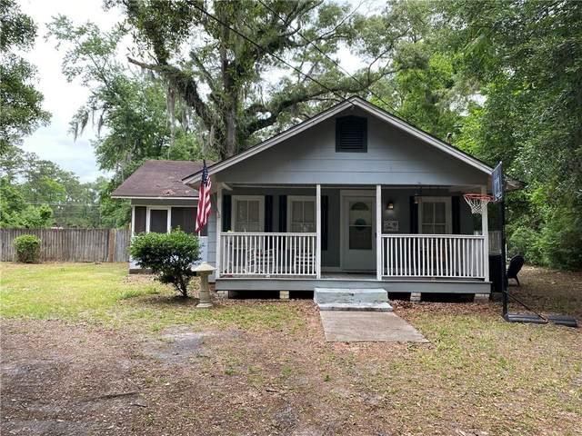 1052 B And W Grade Road, Brunswick, GA 31520 (MLS #1626986) :: Coastal Georgia Living