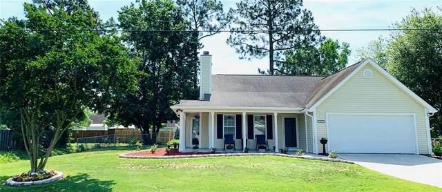 167 Timber Ridge Drive, Brunswick, GA 31525 (MLS #1627061) :: Coastal Georgia Living