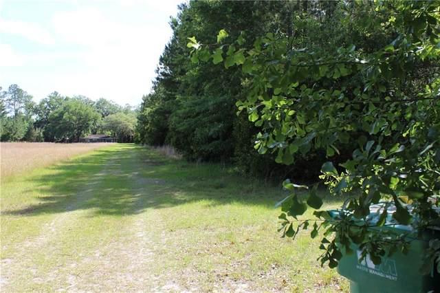 Tract 2A, 2-B & 2-C Fort Barrington Road, Townsend, GA 31331 (MLS #1627152) :: Coastal Georgia Living