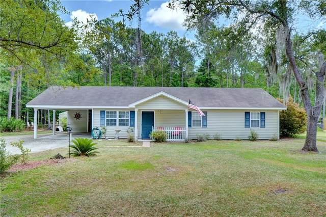 1415 Redfish Drive SE, Darien, GA 31305 (MLS #1627176) :: Coastal Georgia Living