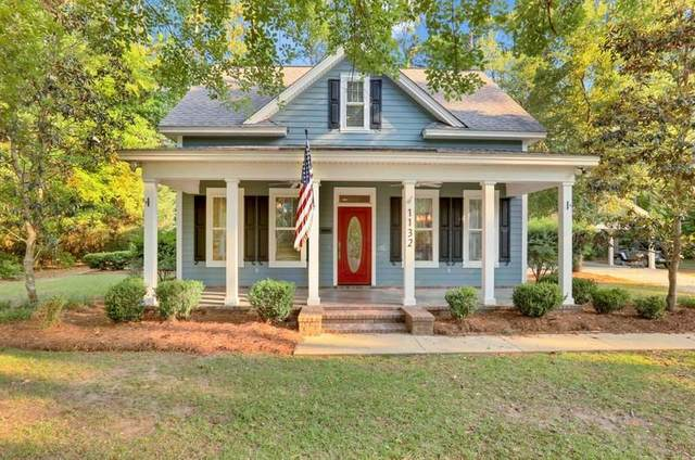 1132 Sapelo Circle NE, Townsend, GA 31331 (MLS #1627211) :: Coastal Georgia Living