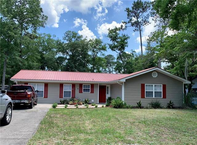 114 N Palm Drive, Brunswick, GA 31525 (MLS #1627218) :: Coastal Georgia Living