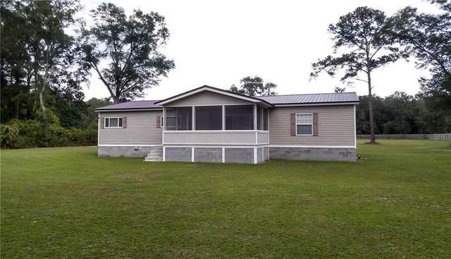 810 Happy Hollow Road, Hortense, GA 31543 (MLS #1627235) :: Coastal Georgia Living