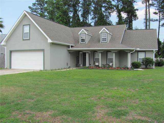 128 Baywood Circle, Brunswick, GA 31525 (MLS #1627253) :: Coastal Georgia Living
