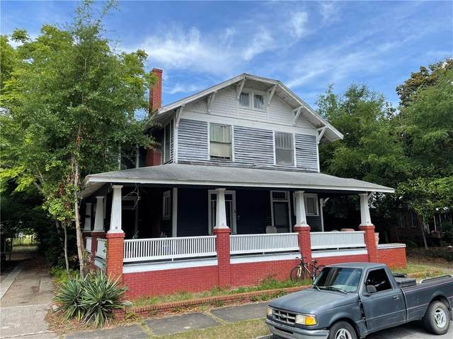 2115 Reynolds Street #100, Brunswick, GA 31520 (MLS #1627340) :: Coastal Georgia Living